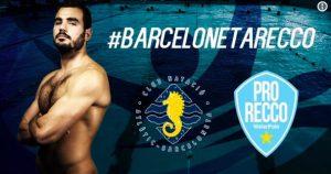Barceloneta-Pro Recco streaming e diretta tv, dove vederla il 19-12-2018