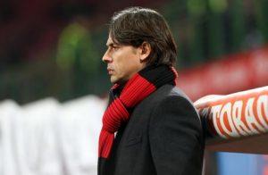 Bologna, Inzaghi rischia esonero: si giocherà il posto contro il suo Milan