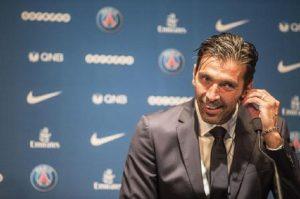 """Gigi Buffon: """"I would have liked to play with Cristiano Ronaldo"""" (photo Ansa)"""