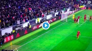 Chiellini VIDEO GOL Juventus-Roma, annullato dall'arbitro. Tifosi protestano sui social