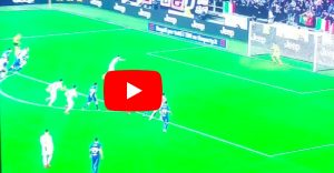 Cristiano Ronaldo VIDEO GOL Juventus-Sampdoria, rigore assegnato dal VAR