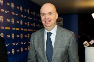 Milan, former Fassone sues the club for dismissal (photo Ansa)