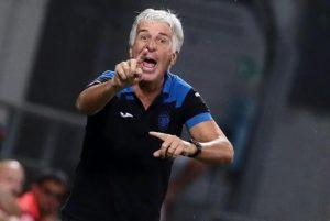 """Gasperini: """"La questione dei cori discriminatori prima di Atalanta-Napoli? Tutte speculazioni di cattivo gusto"""""""