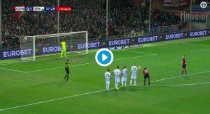 Genoa-Spal 1-1 highlights, Piatek ha risposto a Petagna. VIDEO GOL