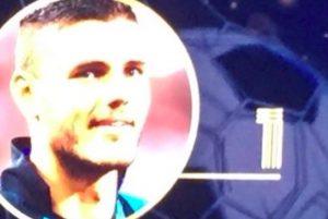 Gran Galà del Calcio: Icardi pigliatutto. Rocchi miglior arbitro. Premio alla carriera per Pirlo e Totti