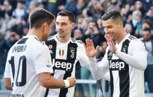 Juventus record: 53 points in the first round. 690 points in eight years. + 110 on Naples (photo Ansa)