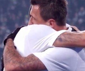 Juventus-Inter 1-0, gol di Mandzukic su assist di Cancelo