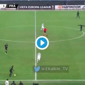 Lazio-Eintracht 1-2 highlights, pagelle, VIDEO GOL: Correa non basta