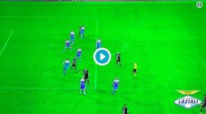 Lazio-Sampdoria 0-1 highlights, Quagliarella VIDEO gol su assist di Murru