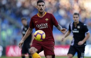 Rome, new stop for Lorenzo Pellegrini. Fazio instead returns to the group (photo Ansa)