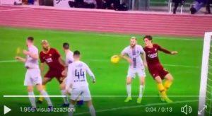 Mano di Brozovic in Roma-Inter, VAR assegna rigore (VIDEO)