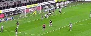 Milan-Torino 0-0 highlights, parata miracolosa di Donnarumma