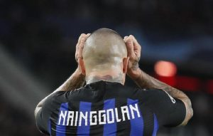 "Nainngolan, Spalletti: ""I'm sorry for the provision but the rules apply to everyone"" (photo Ansa)"