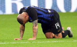 """Nainggolan: """"Ho chiuso i rapporti con la Roma. Quando smetterò di giocare, uscirò dal calcio"""""""