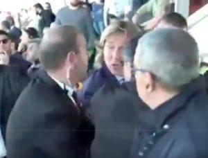 Nedved a sorpresa, ha raggiunto lo stadio a piedi tra i tifosi del Torino