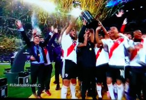 Copa Libertadores, River triumphs in Madrid: 3-1 at Boca, Quintero's show
