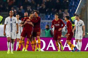 Serie A: Milan in zona Champions, Roma-Inter pari tra le polemiche