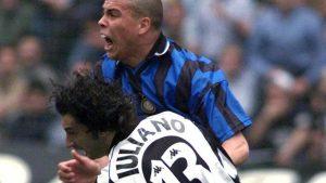 Juve-Inter: enemies since ... Scudetti, Calciopoli and foul on Ronaldo