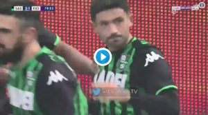 Sassuolo-Fiorentina 3-3: highlights, pagelle e VIDEO GOL. Kevin Mirallas decisivo