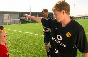 Solskjær nuovo allenatore dello United, tifosi Manchester scrivono a Lukaku
