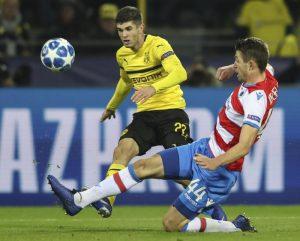 Calciomercato Chelsea, colpo Christian Pulisic: al Dortmund 64 milioni