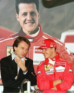 "Schumacher 50 years. Montezemolo: ""I hope something can happen"""