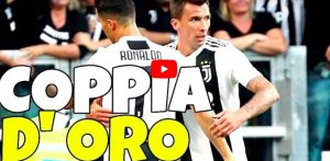 YouTube, Juventus-Parma highlights video gol Cristiano Ronaldo Mandzukic