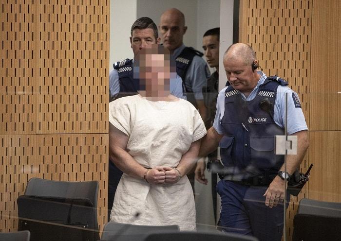 Brenton Tarrant: Brenton Tarrant, Minacce In Carcere Da Gang Neozelandesi