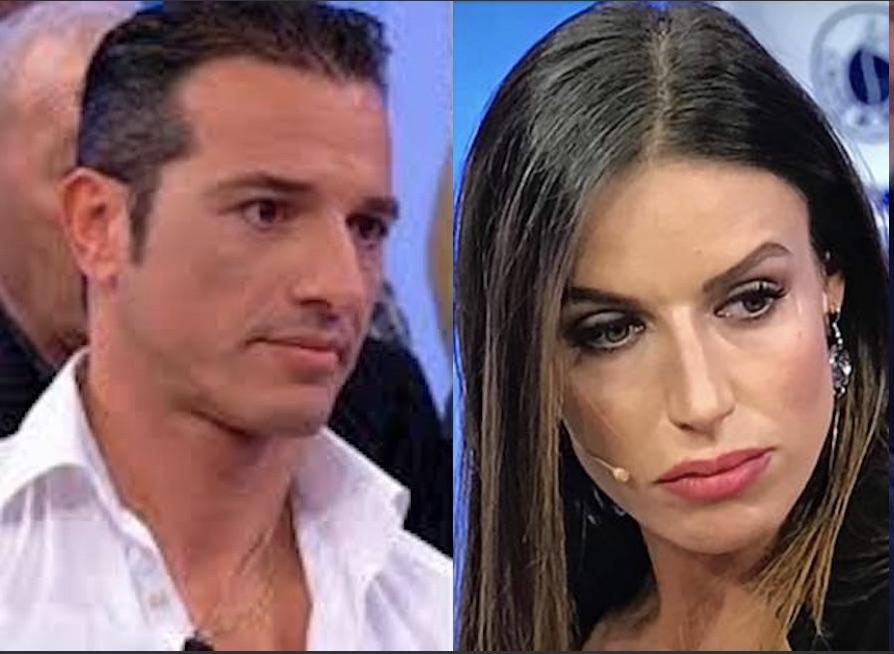 Uomini e Donne, David Scarantino e Cristina Incorvaia vanno