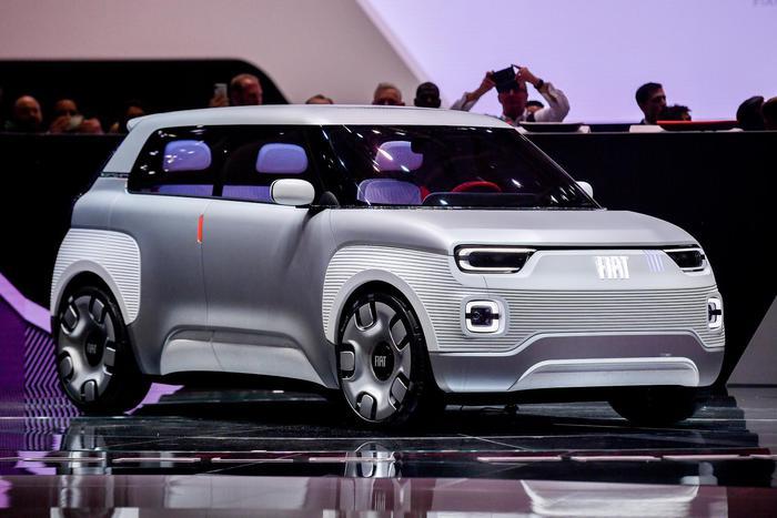 Fiat Centoventi L Elettrica Personalizzabile Da 500 Km Di