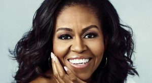 Michelle Obama, autobiografia Becoming diventa bestseller del 2018