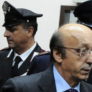 Luciano Moggi premiato alla carriera in Senato. Quale carriera?