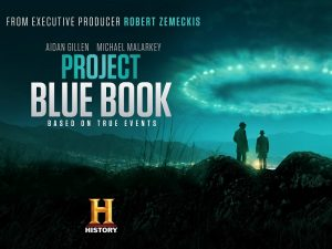 Project Blue Book sui 701 Ufo mai spiegati in onda su History Channel