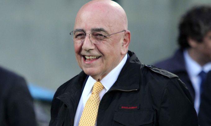"""Galliani: """"Resto al Milan. Tutto risolto con Barbara"""""""