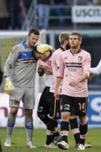Classifica Serie B Palermo +2 su Empoli, +4 su Avellino e +5 su Lanciano (LaPresse)