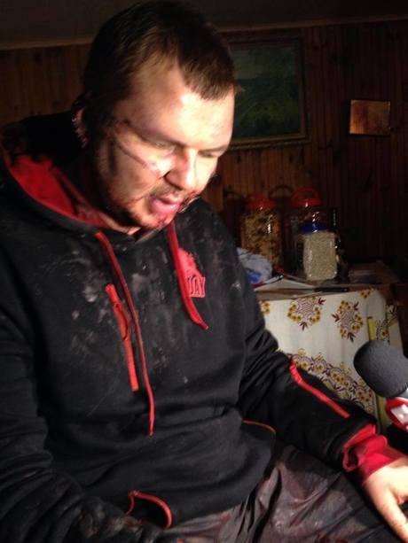 Dmitro Bulatov, il leader della protesta ucraina è vivo