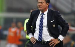 Formazioni Serie A: Inter-Chievo e Sampdoria-Udinese (posticipi del lunedì) Walter Mazzarri nella foto LaPresse