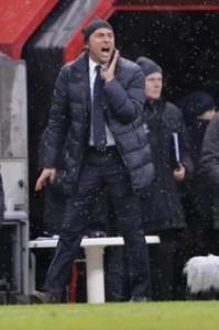 Formazioni Serie A: Lazio-Juventus e Napoli-Chievo (anticipi del sabato). Antonio Conte nella foto LaPresse