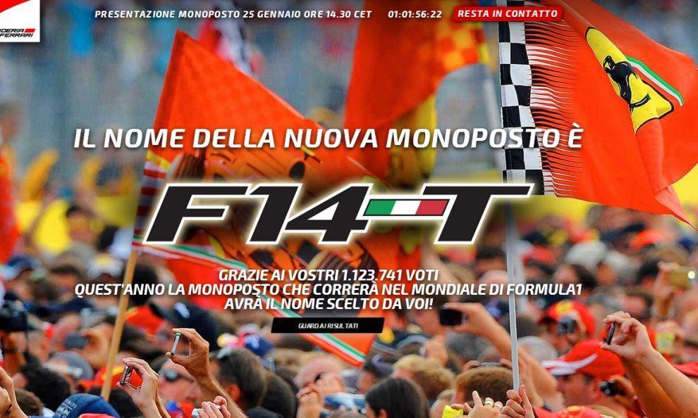 Ferrari, F14T nuove nome F166 turbo ko allo sprint