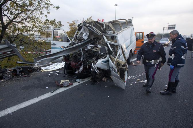 Incidenti stradali, Roma maglia nera tra le capitali europee