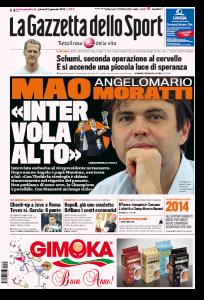 """Angelo Mario Moratti: """"Inter da Champions con Erick Thohir"""""""