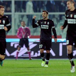 Juventus-Como 4-3, amichevole con il brivido: doppietta di Quagliarella (Ansa)