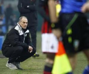 """Milan-Udinese, Guidolin """"Sono felice ma avrei preferito avere 4 punti in più"""" (LaPresse)"""