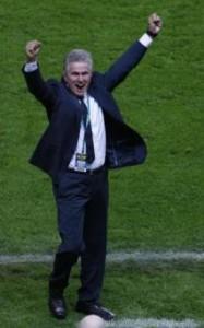 Pallone d'Oro 2013, Jupp Heynckes migliore allenatore (LaPresse)