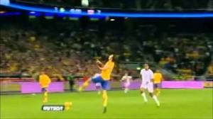 Pallone d'Oro, Ibrahimovic rovesciata vs Inghilterra il gol più bello (video)