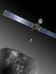 """""""Sveglia Rosetta!"""": inizia il conto alla rovescia per la sonda spaziale Esa"""