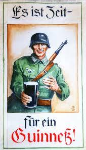 Il poster della Guinness