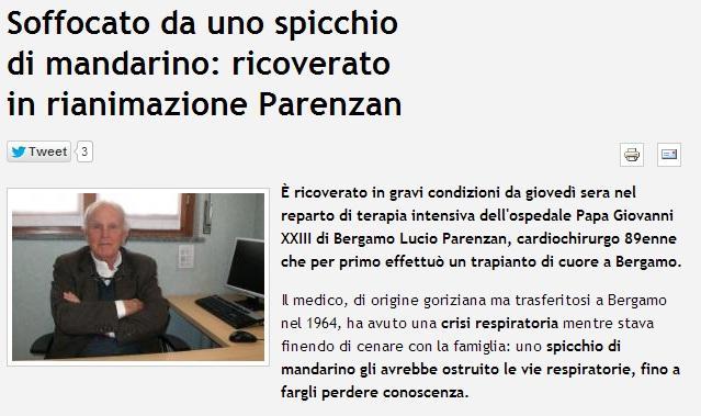 La notizia su Bergamo News