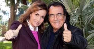 """Al Bano e Cristina Parodi, share del 18% per """"Così lontani, così vicini"""" su Rai1"""