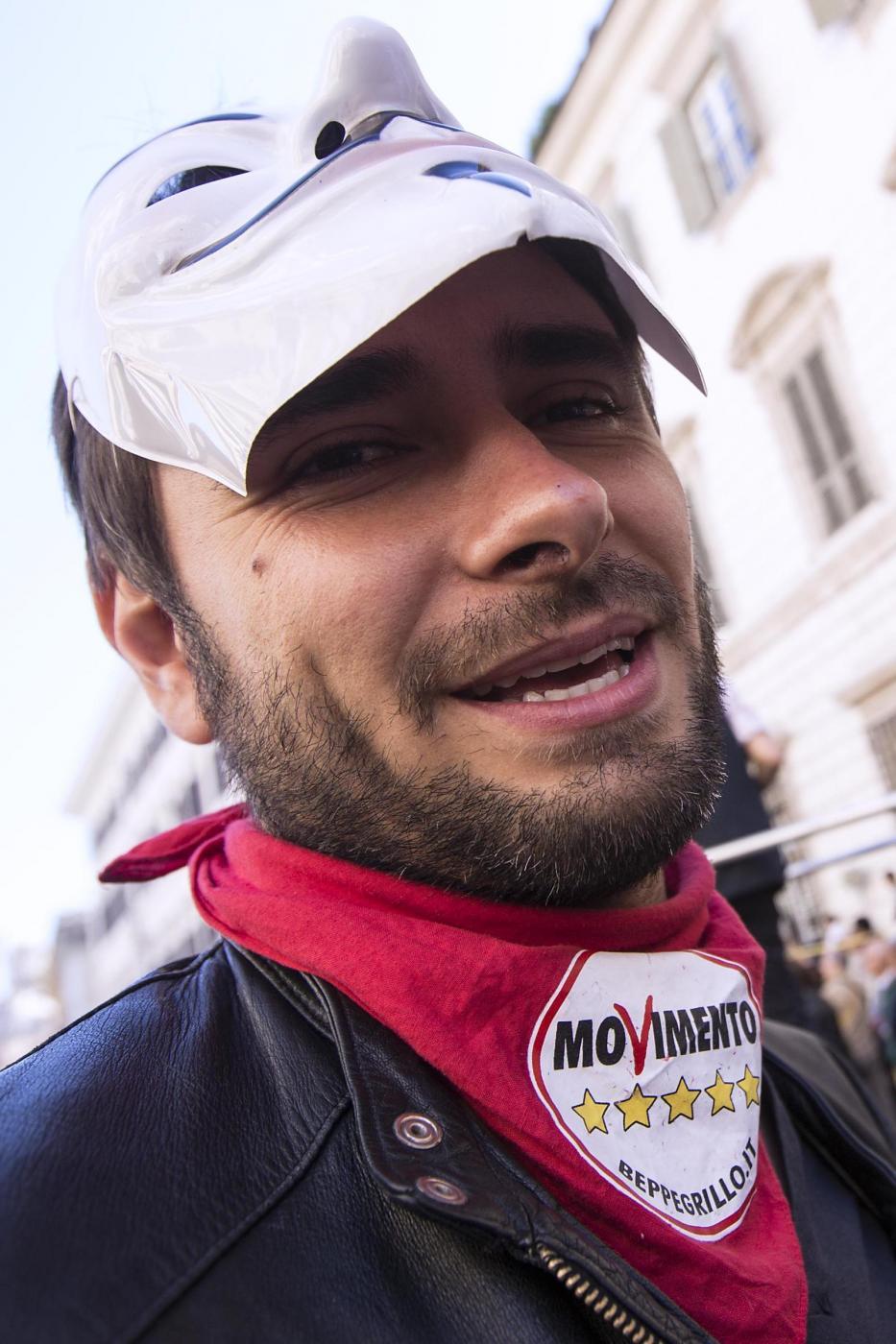 """Vittorio Di Battista, padre di Alessandro (M5S): """"Io, fascista orgoglioso"""" (audio)"""